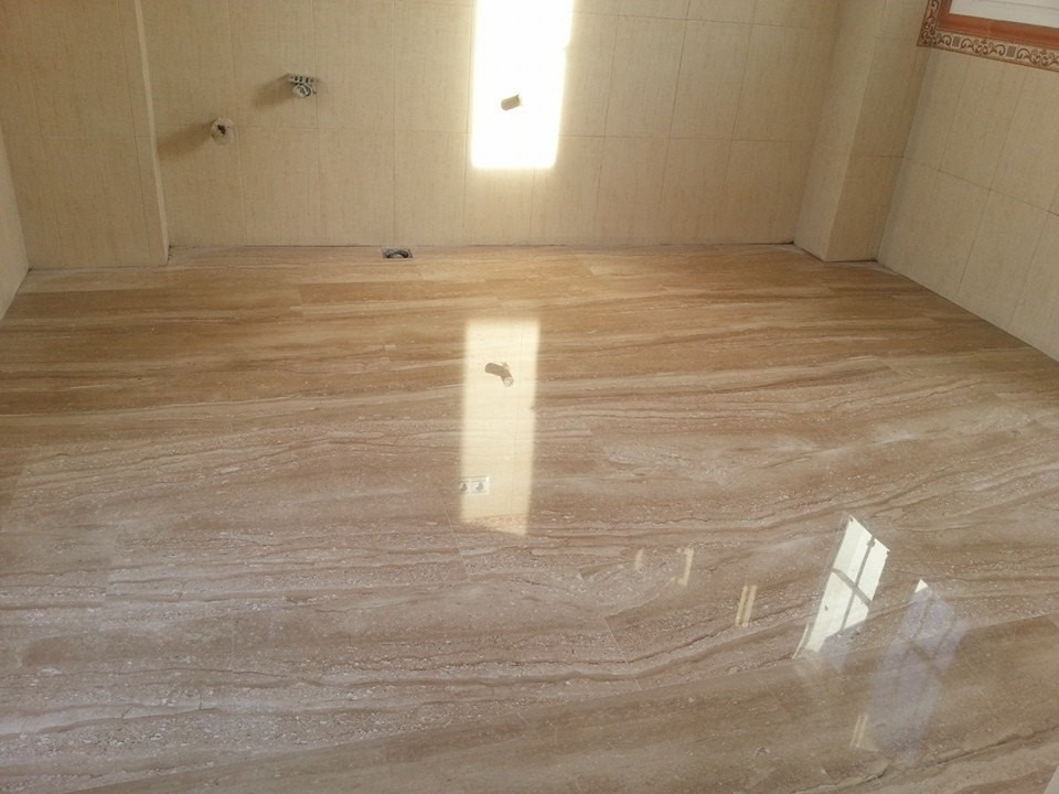piso de marmol travertino clasico 40x60 480 00 m2