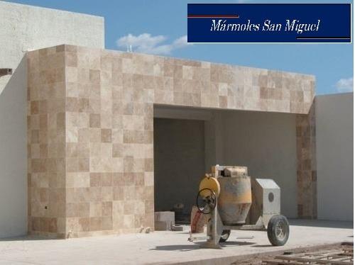 piso de marmol travertino fiorito,lamina,fachadas,cubiertas