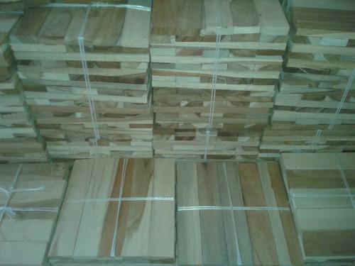 piso de parquet en madera teca de 1ra (mayor y detal)