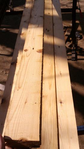 piso de pino oregon blanco machimbrado, fabricado a nuevo