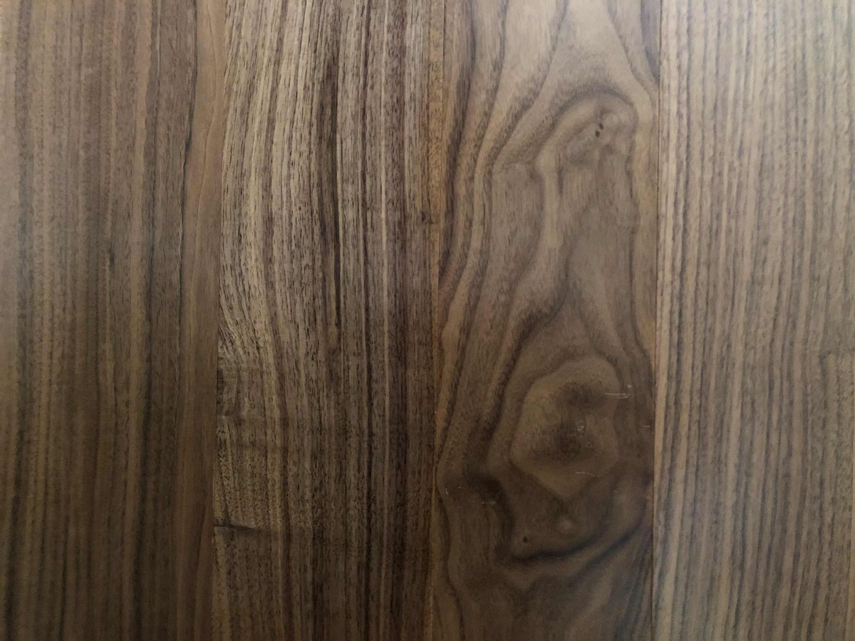 Hojas consecutivas de chapa nogal europeo Burr 21 X 30 cm EU #229 Taracea