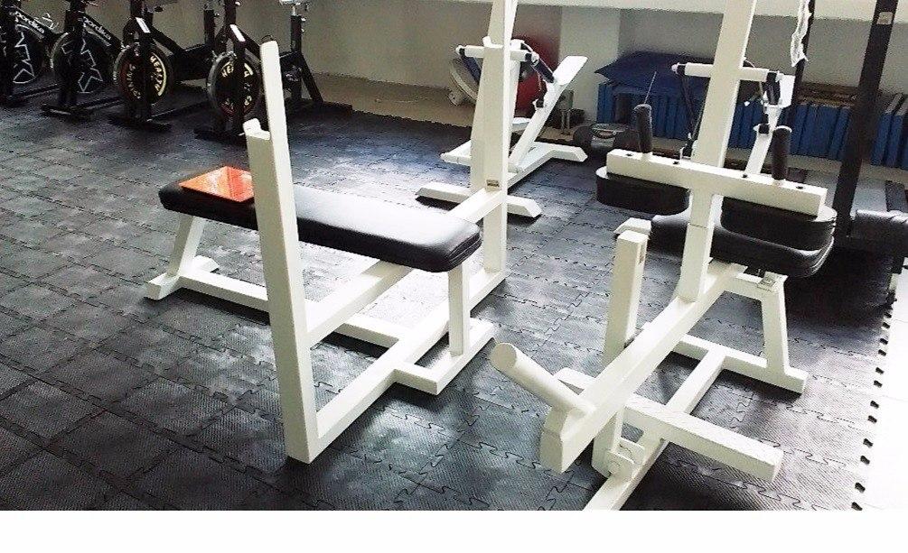 piso econ mico para gimnasio de pesas crossfit y otros
