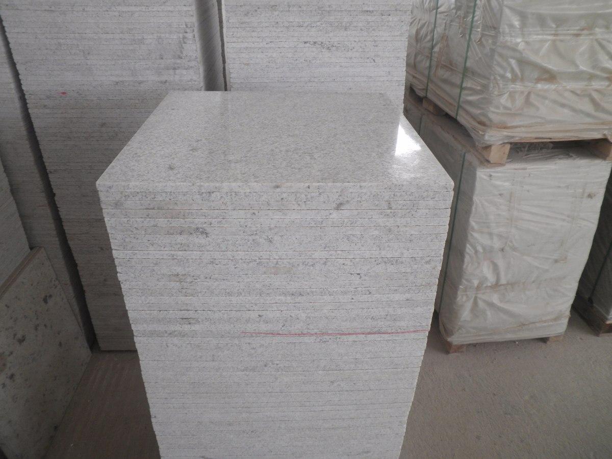 Piso em granito branco dallas r 85 00 em mercado livre for Pisos de granito