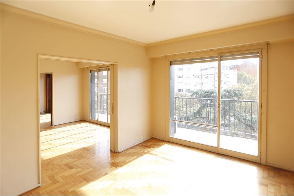 piso en barrancas de belgrano al frente 164m2