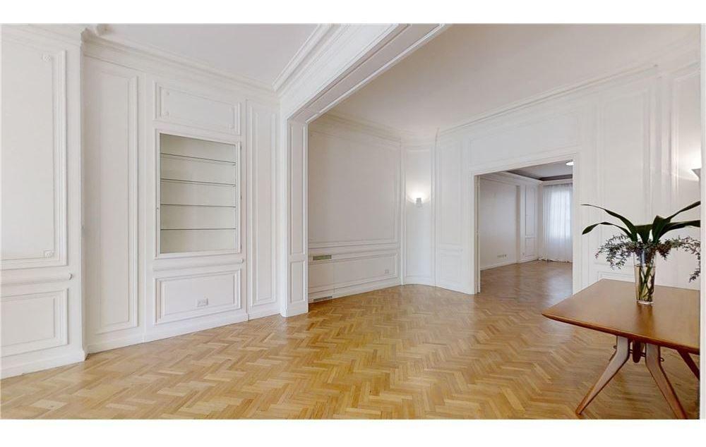 piso en recoleta.5 amb + depend.pza francia