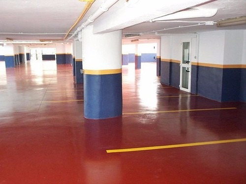 piso epoxico