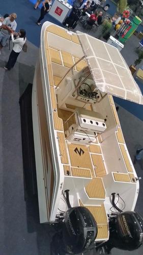 piso eva emborrachado jet deck ñ teka sintética