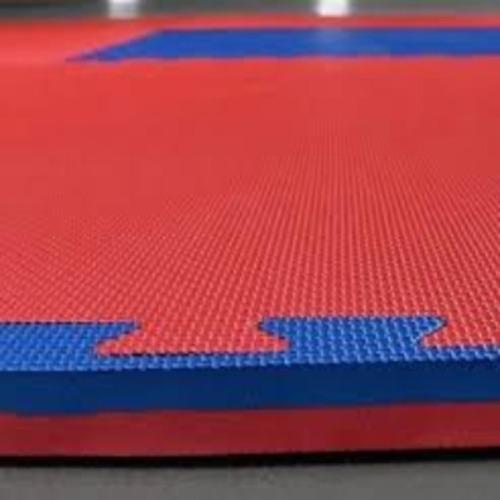 piso eva tatami  100 x 100 x 2 cms