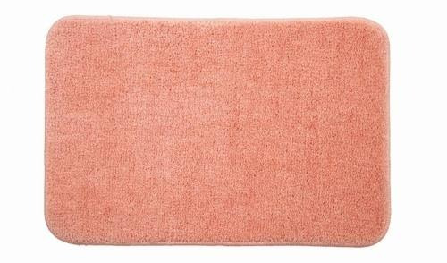 piso felpudo baño engomado 40x60 damasco / mallbits