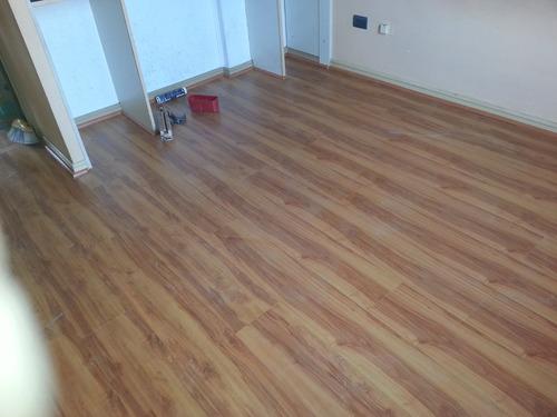 piso flotante 8mm instalado desde 11990