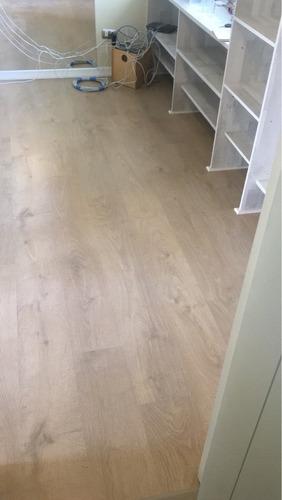 piso flotante 8mm instalado desde 9990