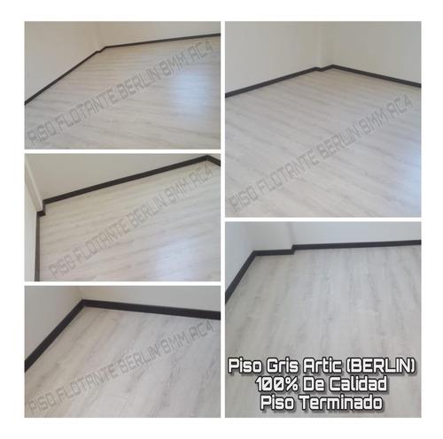 piso flotante aleman berlin ac4 de 8mm