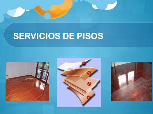 piso flotante, pisos de madera, pulido y lacado de pisos de