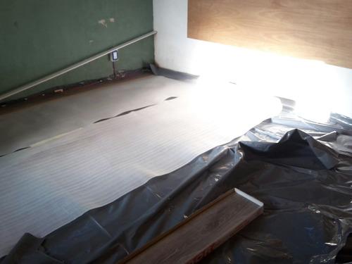 piso flotante pvc lpc , 4.20 mm varios colores p