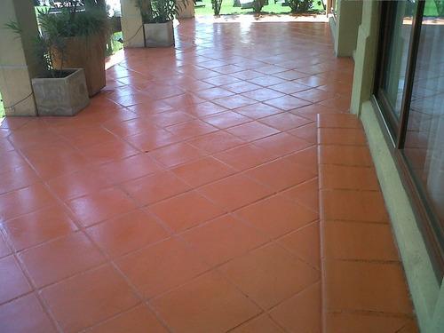 piso flotante, recuperación y limpieza. vitrificado terrazas
