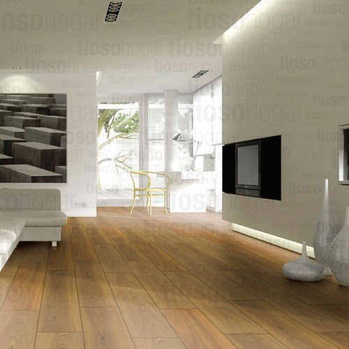 piso flotante roble natural madera kronenn easy installation