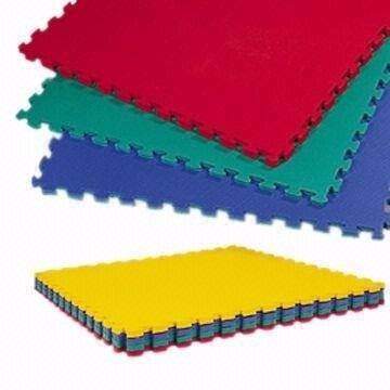 piso goma eva 1x1x23mm - somos fabricantes entrega inmediata