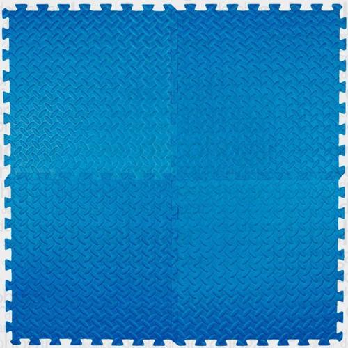 piso goma eva bebe alfombra antigolpes encastrable x4 piezas