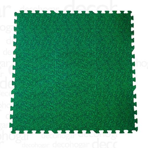 piso goma eva bebes alfombra antigolpes encastrable cesped