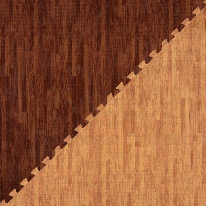 a00d9351ea6 piso goma eva bebes alfombra madera encastrable 60x60x1 x4. Cargando zoom.