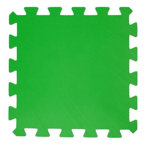 piso goma eva encastrable 100x100cm-10mm colores a eleccion