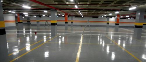 piso   industrial,lapidado e recuperação.