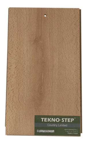 piso laminado country limited 7mm tekno step