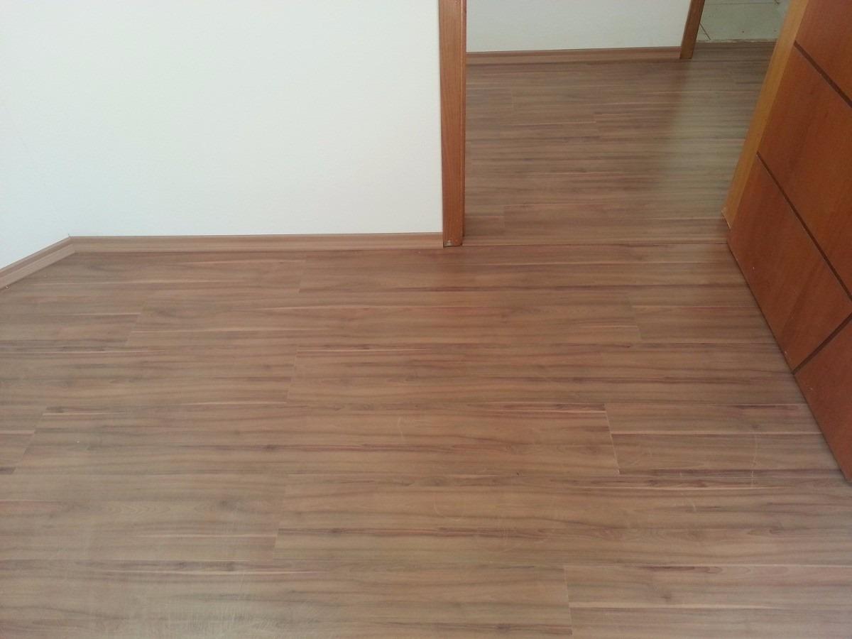 Piso laminado eucafloor prime instalado r 62 00 em for Piso laminado instalado
