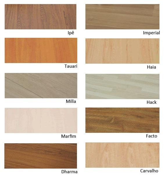 Piso laminado linha ospefloor 7 mm cor haia usado r for Tipos de pisos laminados