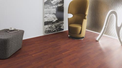 piso laminado tekno step 7mm profesional