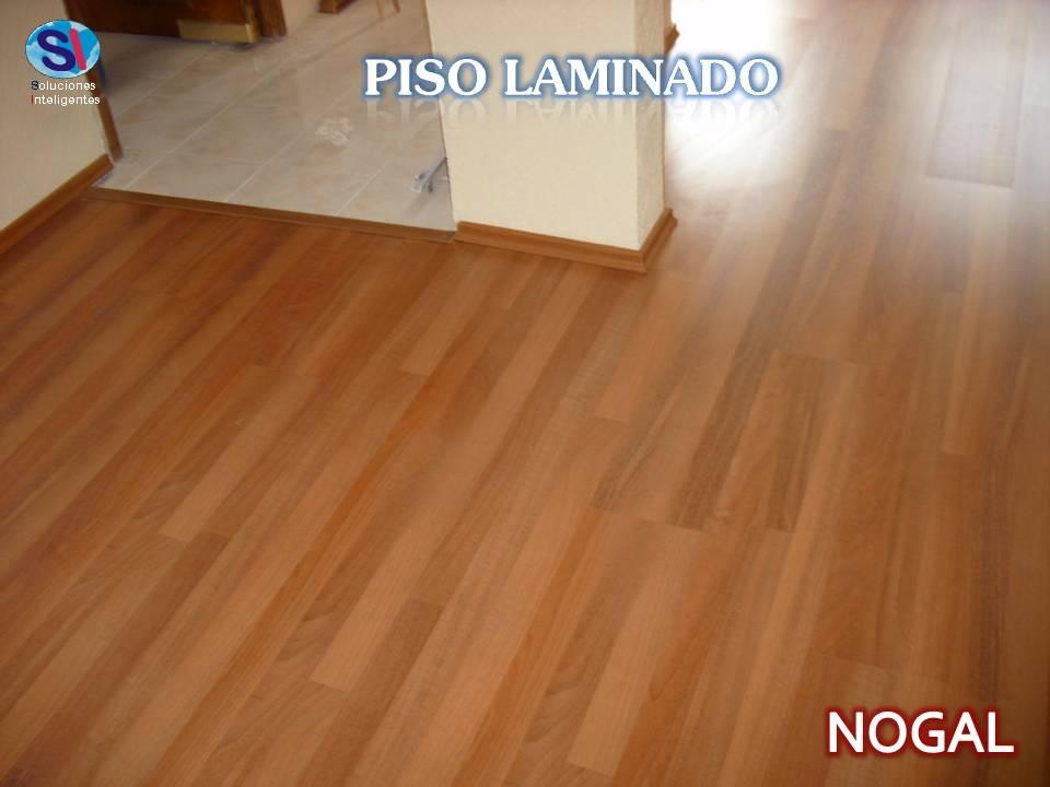 piso laminado tekno step oferta 179 pesos m2 7 mm 27