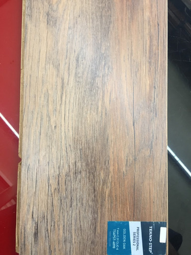 piso laminado tekno step profesional series 7mm