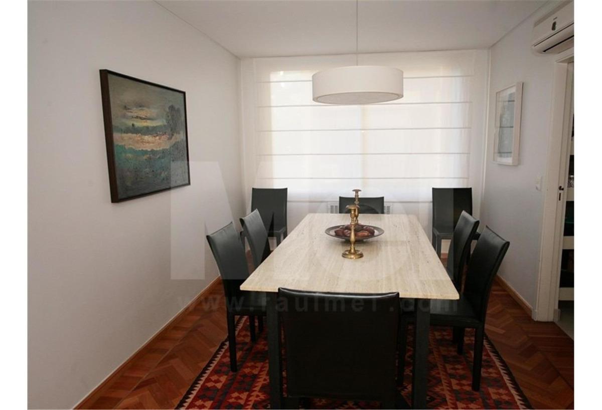 piso luminoso de amplias medidas de 218 m2 propios