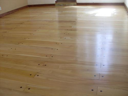 piso madera grapia- entablonado- 3/4  x 5 x l - 1ª cal 1250$