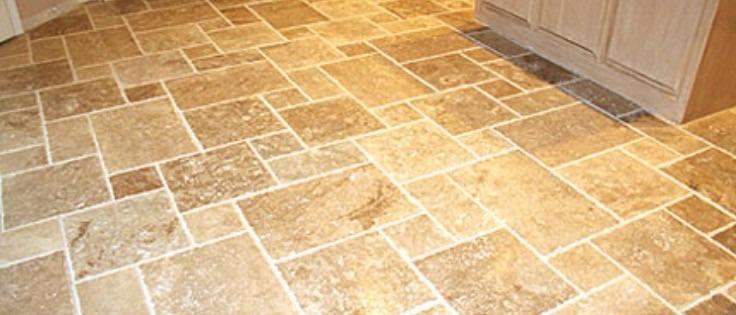 Piso marmol travertino chocolate claro patron versalles for Imagenes de pisos de marmol