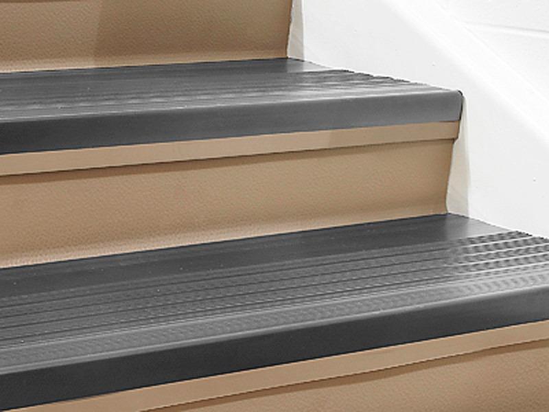 Piso o paso de vinil para escalera de 121cmx30cm color for Pisos para escaleras