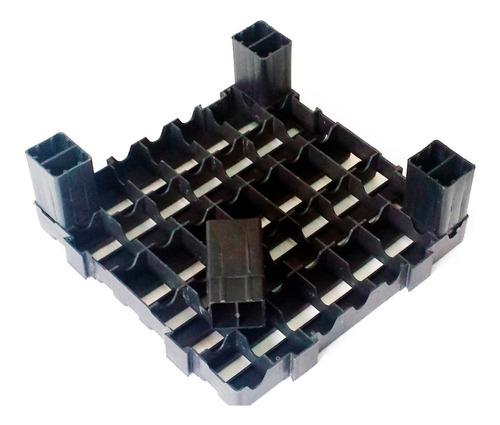 piso / palete / estrado / estrados em plástico 40x40x4,5cm