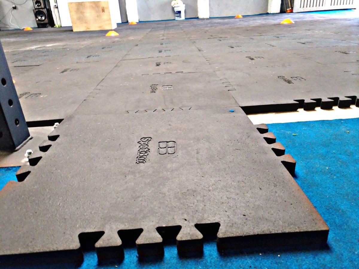 b4720ce0f99 Piso Para Crossfit Box Diseño Especial 2.5 Cm Espesor -   70.000 en ...