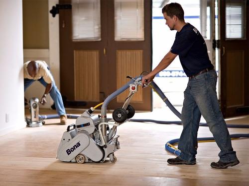 piso parquet mantenimiento