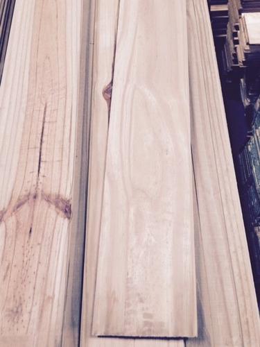 piso pino sin tratar 2,5 cm , tabla $ 230
