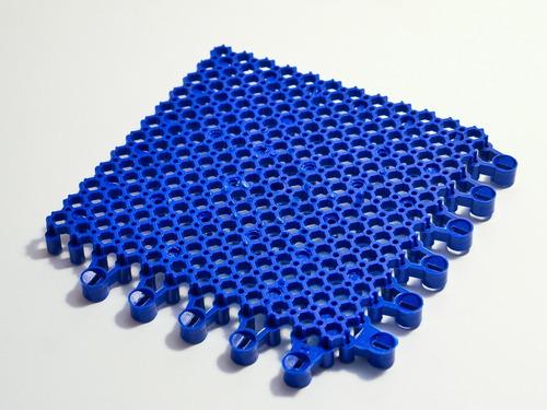 piso plástico para cabina sanitizante (2 m2)
