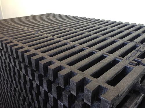 piso plastico rejilla aislante cava cuarto, camion, fuertes