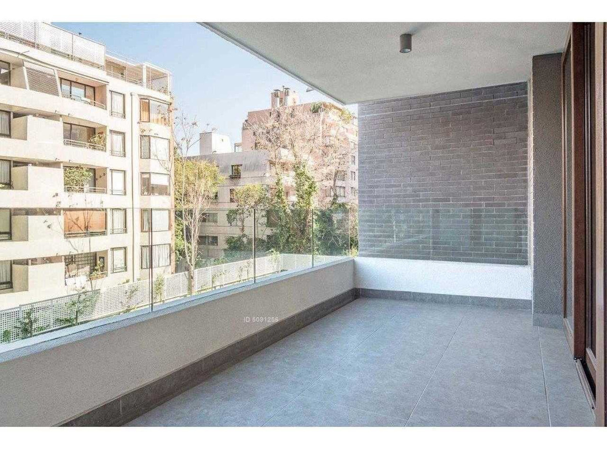 piso pocuro | edificio nuevo ,privilegiada ubicación en barrio las lilas
