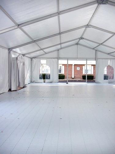 piso protector de césped p/ fiestas  y eventos en jardines