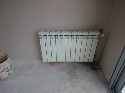 piso radiante calderas radiadores calefaccion instalación