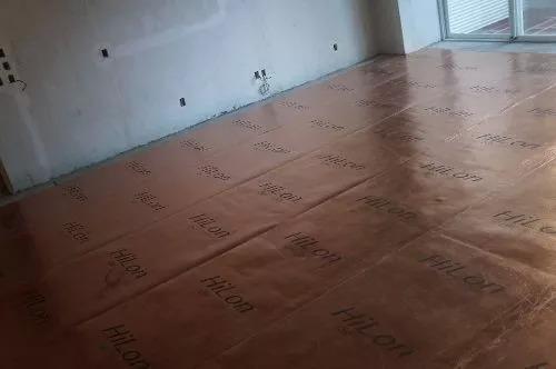 piso radiante eléctrico en kit de 6m2 para azulejo, marmol