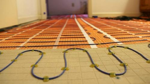 piso radiante eléctrico,piso radiante,loza radiante eléctric