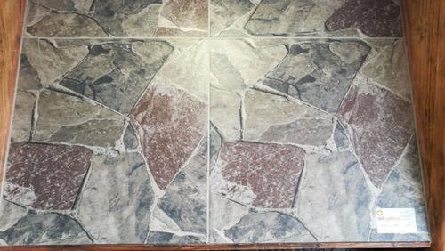 piso rústico antidelizante  arusha porfido 45x45 scop 1ra