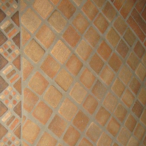 piso rústico sahara 12.5 x 12.5 caico