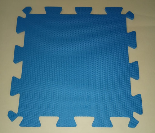 piso tatami goma eva 50x50x1 cm ideal bebés gimnasios